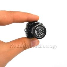 Micro Portable HD CMOS 2.0 Mega Pixel Pocket Video Audio Digital Mini Camera.