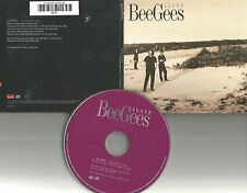 BEE GEES Alone RARE SINGLE MIX PROMO DJ CD Single w/ PRINTED LYRICS 1997 USA