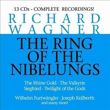 WAGNER / FURTWANGLER / KEIL...-Wagner:  The Ring Of The Nibel CD NEW