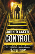 MACKEN,JOHN-CONTROL [B]  BOOK NEW