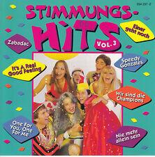 Stimmmungs - Hits Folge 3 Karneval Köln kölsch CD