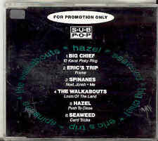 Rare 90s Sub Pop CD: Big Chief Walkabouts Seaweed Haze