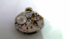 Hamilton 16  ladies  Watch Movement & Crown - Spares or repair AS 1012