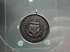 Silber Medaille Interne Regatta 1888 Ruder Club Allemannia 1866 (816)