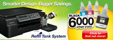 BROTHER DCP-T300 INK TANK ALL IN ONE PRINTER (PRINT/SCAN/COPY)----