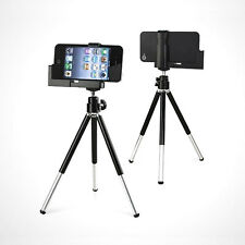 MINI TRIPOD STAND HOLDER FOR APPLE IPHONE 4 5 6 SE SAMSUNG GALAXY ACE S3 S4 MINI