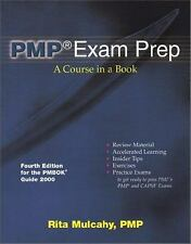 PMP Exam Prep (4th Edition) Includes Original CD - VERY VERY CLEAN EUC