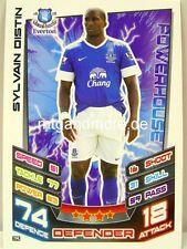 Match Attax 2012/13 Premier League - #062 Sylvain Distin - Everton
