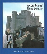 Blues Obituary [Slipcase] by Groundhogs (CD, Mar-2010, Beat Goes On)