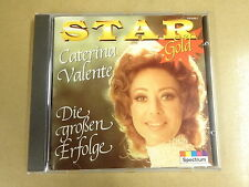 CD / CATERINA VALENTE - STAR GOLD