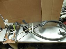 95 Honda Prelude H22 OEM manual transmission shifter shift cable box handle