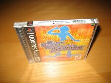 Dance Dance Revolution Konamix Playstation Ps1 Game Original Y-Fold New Sealed