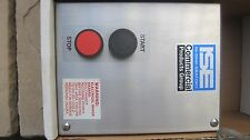ISE IN-SINK-ERATOR DISPOSER CONTROL CENTER DISPOSAL SWITCH MS-1 1PH 120V 17A