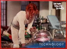 David BOWIE-L'UOMO CHE CADDE SULLA TERRA-LIBRETTO # 27-TECNOLOGIA-inarrestabile