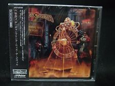 HELLOWEEN Gambling With The Devil + 1 JAPAN CD Pink Cream 69 Freedom Call Edguy