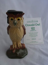 WADE IN THE FOREST DEEP SERIES OSWALD OWL