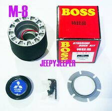 BOSS KIT STEERING WHEEL HUB ADAPTER MITSUBISHI L200 TRITON MK UTE PICK UP 95-05