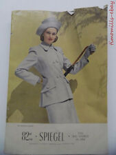 1947 SPIEGEL Department Store Catalog Fashion Home Decor Atomic Age Vintage BIG