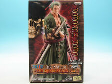 One Piece DX Figure THE GRANDLINE MEN vol. 12 Roronoa Zoro Banpresto
