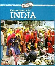 Descubramos India  Looking at India (Descubramos Paises Del Mundo  Loo-ExLibrary