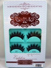 False eyelashes japan dolly wink style No.1 Glamorous 5 pairs JT636 Very Light
