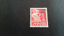 FAROE ISLANDS 1940 SG 1  SURCHARGE,OVERPRINTS MH