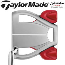"""Ltd Edition"" TaylorMade Spider Tour Platino 35"" Putter/in magazzino oggi!!!"