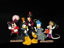 Yujin Disney Halloween Mickey DONALD Goofy Swing Figure (full set of 6 figures)