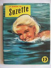 semaine de Suzette nouvelle série album 13 de 1957 1958