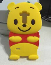 3D Cartoon Winnie Pooh Silicone Back Case For LG G Stylo G4 Note G4 Stylus LS770