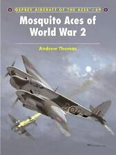 Mosquito Aces of World War 2 (Osprey Aircraft of the Aces) (RAF Night Fighter)