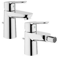Grohe StartEdge rubinetteria lavabo bidet set completo di scarico automatico