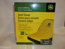 NEW JOHN DEERE LARGE REAL TREE CAMO SEAT COVER FOR SEATS WITH 18in BACK REST