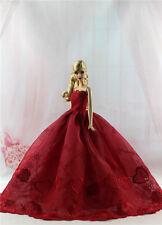 Fashionistas Hochzeit Kleidung Prinzessinnen Kleider Für Barbie Puppe H13