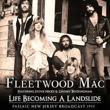 FLEETWOOD MAC New Sealed 2017 UNRELEASED LIVE 1975 NEW JERSEY CONCERT CD