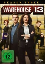 J.KELLY/S.RUBINEK/E.MCCLINTOCK - WAREHOUSE 13 SEASON 3 3 DVD TV-SERIE NEU