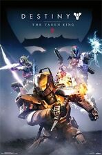 DESTINY - TAKEN KING COVER - VIDEO GAME POSTER - 22x34 NEW 14278