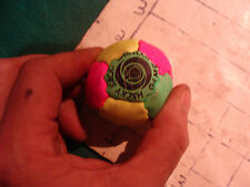 HACKY SACK Official Footbag Patent PENDING VERY CLEAN hand made 12 PANEL