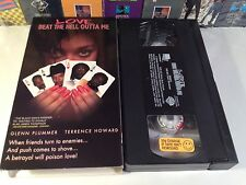 Love Beat The Hell Outta Me Rare Drama VHS 2000 OOP HTF G. Plummer T. Howard