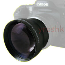 52mm 2.0x Tele Lens for Nikon D50 D60 D3100 D5100 D5000