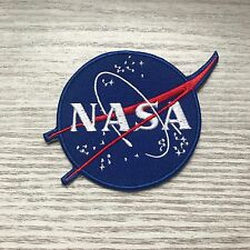 PARCHE BORDADO NASA EMBROIDERED BADGE PATCH T-SHIRT ASTRONAUTA CREW UNIFORM