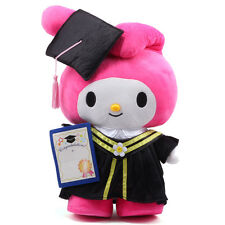 JAPAN SANRIO MY MELODY 30 CM GRADUATION GIFT PLUSH DOLL 150286