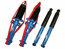 Tokico HP blue shocks 05-10 Ford Mustang (Front+Rear Set) Made in USA