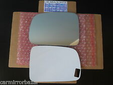 608LF - 1997-2006 HONDA CR-V CRV Mirror Glass Driver Side LH Left + Adhesive Pad