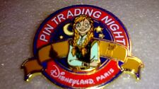 Disney Pin 106318 DLP - Pin Trading Night - Anna  Frozen