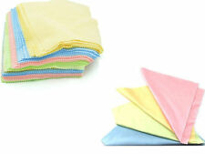 10x Microfiber Phone Screen Camera Len Glasses Square Cleaner Cleaning Cloth#