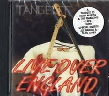 Tangent Live Over England CD NEW SEALED 1996 Shadows Jet Harris/Alan Jones