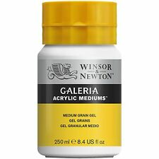 Winsor & Newton Galeria Acrylic Painting - Medium Grain Gel 250ml