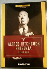 Dvd - i fiori del giallo ALFRED HITCHCOCK PRESENTA Disco uno