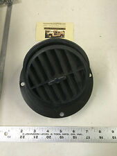 "Elbow Air Louver 55-313 Mill Supply Stepvan 4"" Angled Tower Vent NOS - E1316"